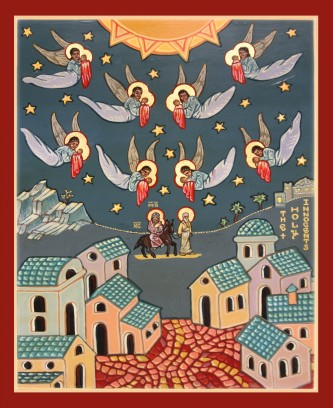 Holy Innocents icon from Atlanta GA