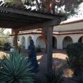Memorial garden at St Matthew's Episcopal Church, Chandler AZ