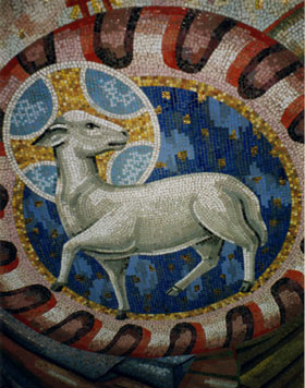 Christ as the Lamb of God
